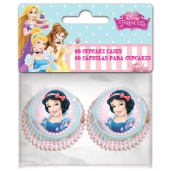 "Mini caissettes en papier ""Princesses"" - pcs/60"