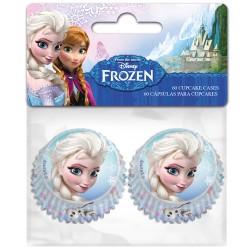 """Mini caissettes en papier """"Frozen"""" - pcs/60"""