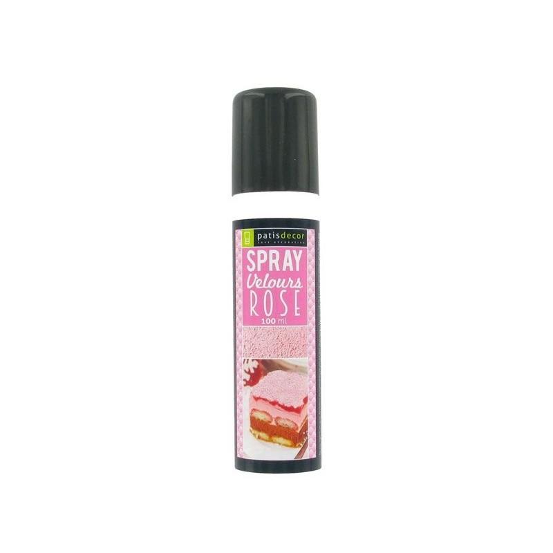 Spray Velours Rose - 100ml
