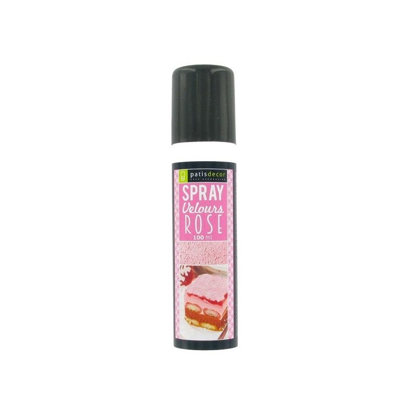 Spray Velours Rose - 100ml