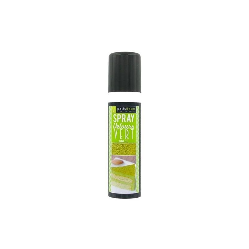 Spray Velours Vert - 100ml