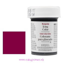 "Gel Colorant ""Burgundy"""