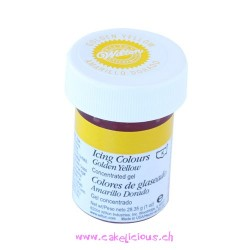 "Gel Colorant ""Golden Yellow"""