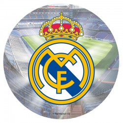 Disque en sucre - Real Madrid - 20cm