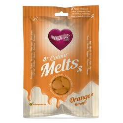 """Colour Melts """"Orange"""" - 250g"""