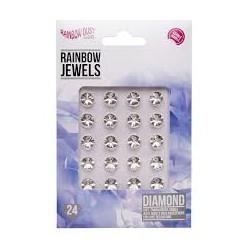 "Diamants comestible ""transparent"" - 24pcs"