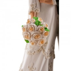Figurine Marriage en résine  -  18 cm