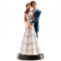 Figurine Marriage en résine  -  18 cm