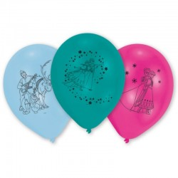 "Reine des Neiges ""Ballon"" - 10pcs"
