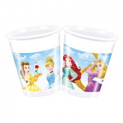 "Princesses ""Gobelets"" - 8pcs"