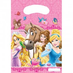 "Princesses ""Sachet fête"" 6pcs"