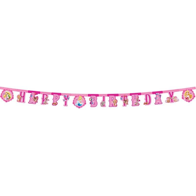 """Princesses """"Gurilande joyeux anniversaire"""""""