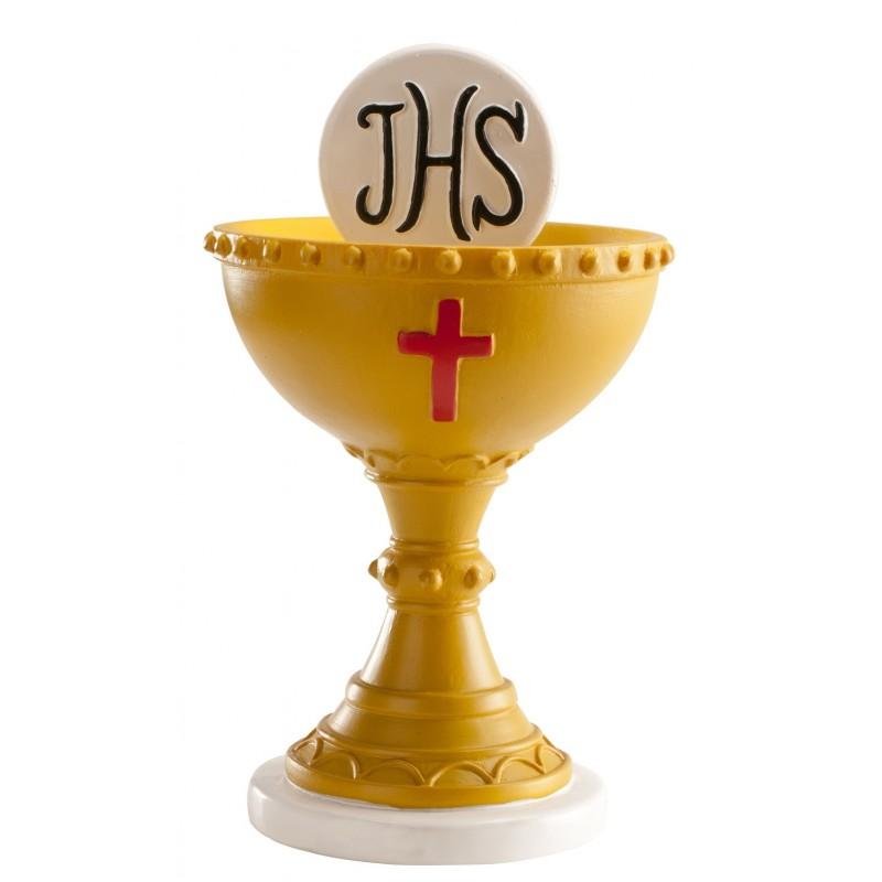 Calice en résine communion - 13 cm
