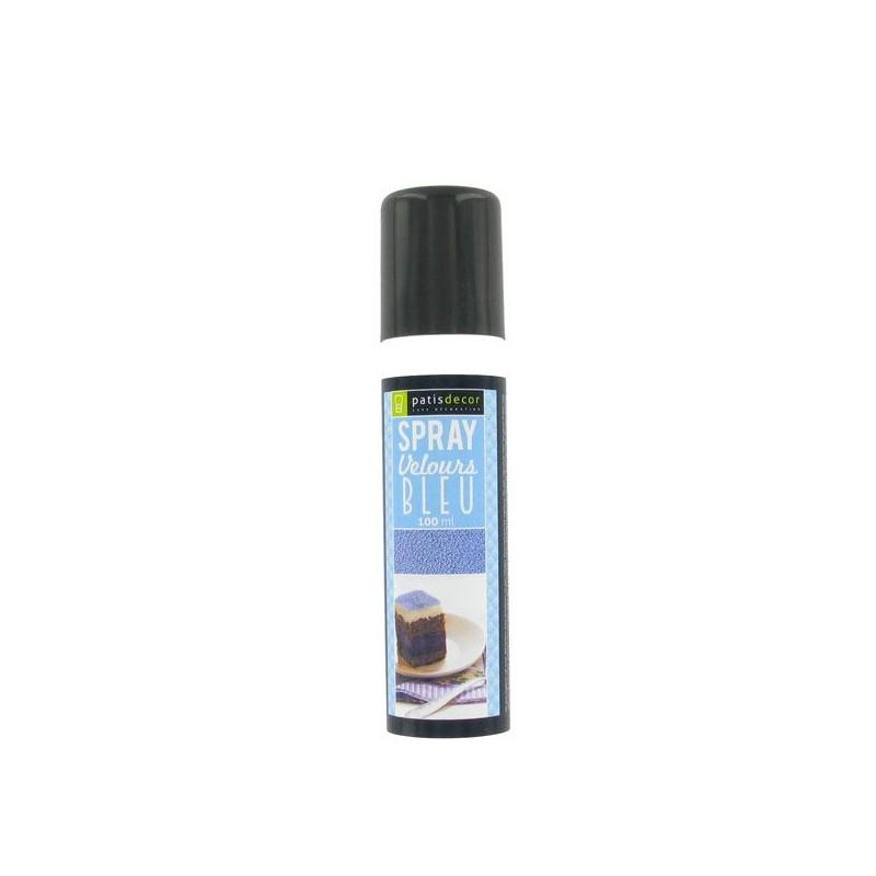 Spray Velours bleu - 100ml