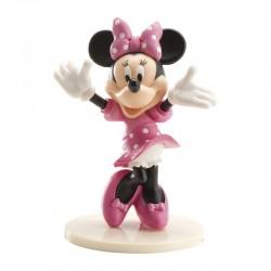 Figure décorative Minnie Mouse - 7.5cm
