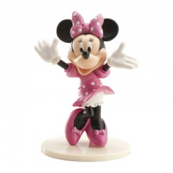 Figure décorative Minnie Mouse - 7.5cm
