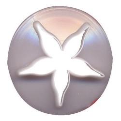 """Emporte-pièce rose """"Calice"""" - set/3"""