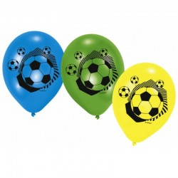 "Foot ""Ballons"" - 6pcs"