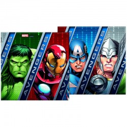 """""""Serviettes"""" Avengers- 20pcs - 33cm"""