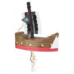 """Pinata - Bateau de pirates"" - 47cm"