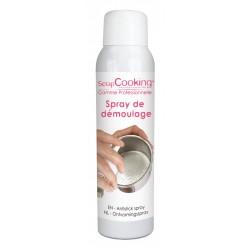 Spray de démoulage alimentaire - 160g
