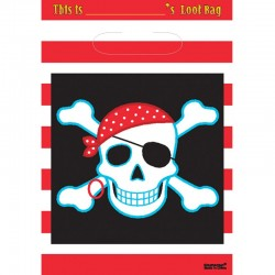 "Pirate ""Sachet fête"" 8pcs"