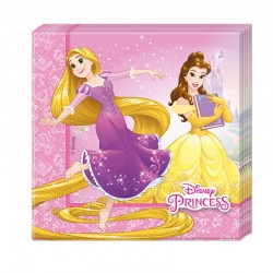 "Princesses ""Serviettes"" 20pcs"