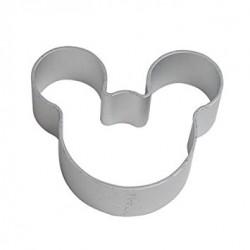 """Ensemble d'emporte-pièces en métal """"Mickey"""" - set/2"""