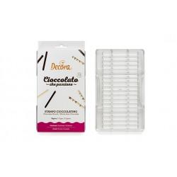 """Moule à chocolats """"Cigares"""""""