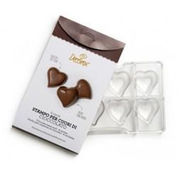 """Moule à chocolats """"Coeurs"""""""