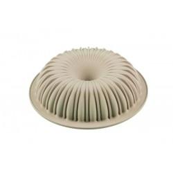 Raggio - Moule en silicone, moule couronne, moule pour entremet ou biscuits en forme de couronne, moule silicone