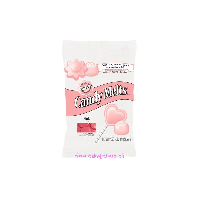 """Candy Melts"" Pink 335g"