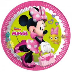 "Minnie ""assiettes"" - 8pcs"