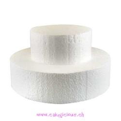 Cake Dummy Rond 20 cm diam. - 10 cm