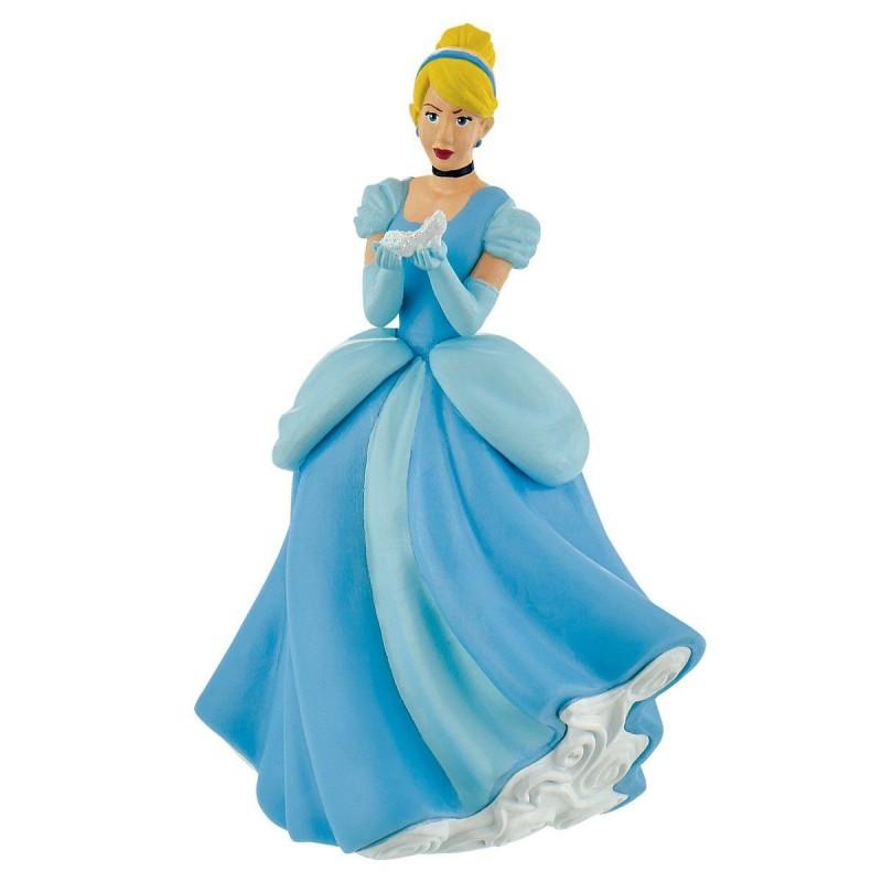 Figurine Cendrillon, figurine gâteau cendrillon, figurine princesse, figurine gâteau princesse, poupée gâteau princesse, figurin