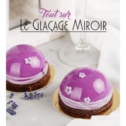"""Jeudi 9 novembre 2017 Atelier """"Glaçage miroir et mousse"""" de 18h à 21h"""