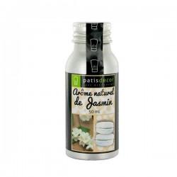 Arôme de Jasmin, arôme jasmin liquide, arôme jasmin pour pâtisserie