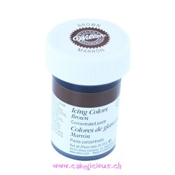 "Gel Colorant ""Brown"""