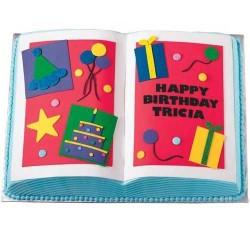 livre gateau anniversaire