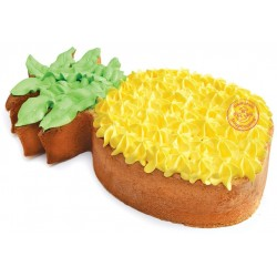 "Cadre ""Ananas"", cadre ananas 2 d, gâteau ananas, biscuits ananas, moule ananas"