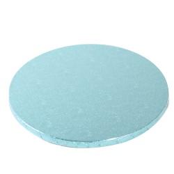 "Plateau Rond ""Baby Blue"" 30 cm - 10 mm"