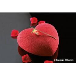 moule silicone coeur, moule silicone amore, moule silicone amour, moule coeur, moule amore, moule amour, moule à entremet coeur,