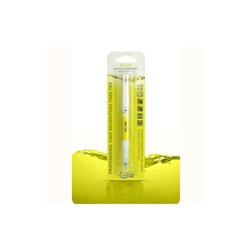 """Feutre Colorant à double mines """"Yellow"""""""