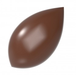 """Moule Chocolats PRO """"Quenelle"""", moule pour quenelle, moule chocolat quenelle,quennelles faciles"""