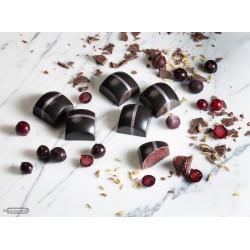 moule chocolat sphères forme carré, sphères carrées