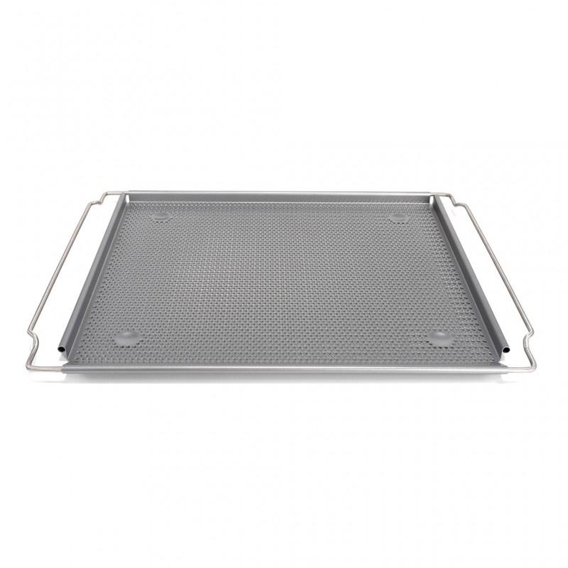 Plaque en aluminium perforée extensible, plaque de four extencible, plaque perforées, plaques perforées extensibles