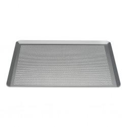 Plaque en aluminium perforée, plaques perforées, plaques de four perforées
