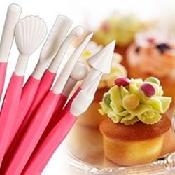 Ustensiles de modelage, ustensiles pour pâte à sucre, tout pour la pâte à sucre, kit ustensiles, hit pâte à sucre