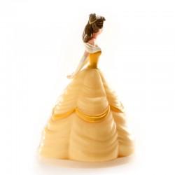Figurine Princesse, figurine  Belle, figurine belle et la bête, figurine plastique pour gâteau, figurine pour gâteau, décoration