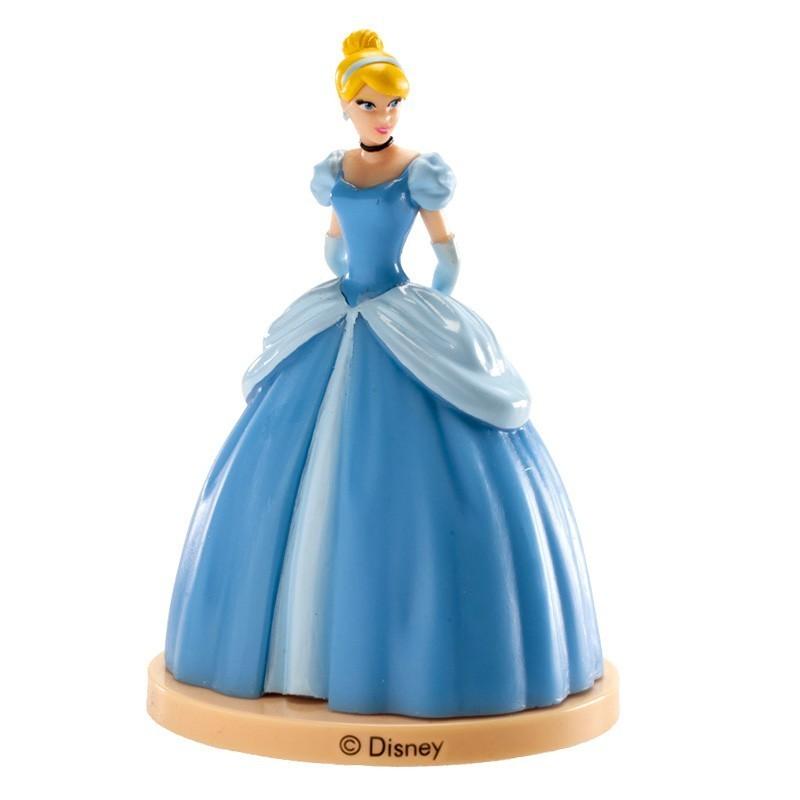 Figurine Princesse, figurine  cendrillon, figurine cendrillon, figurine plastique pour gâteau, figurine pour gâteau, décoration